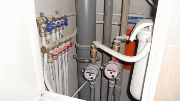Образец заявления на ремонт труб в квартире